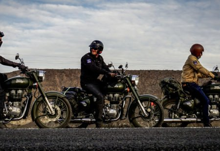 """<h2>Romain, how was the 2019 season?</h2> I have been in Cape Town leading our <a href=""""https://www.vintagerides.travel/motorcycle-tour/south-africa/"""">South Africa motorcycle tour</a> since October. The seasons are the other way round here, so I arrived when the austral summer was starting. I've already lead three groups, along with our mechanic and driver, Kevin. He knows the route like the back of his hand and keeps our Royal Enfields in top nick."""