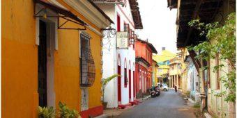 goa old town panjim heritage portuguese