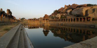 lake fort south india goa