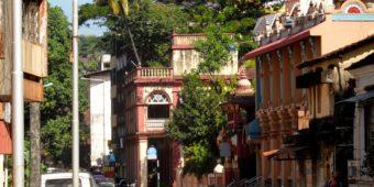 agonda city south india goa