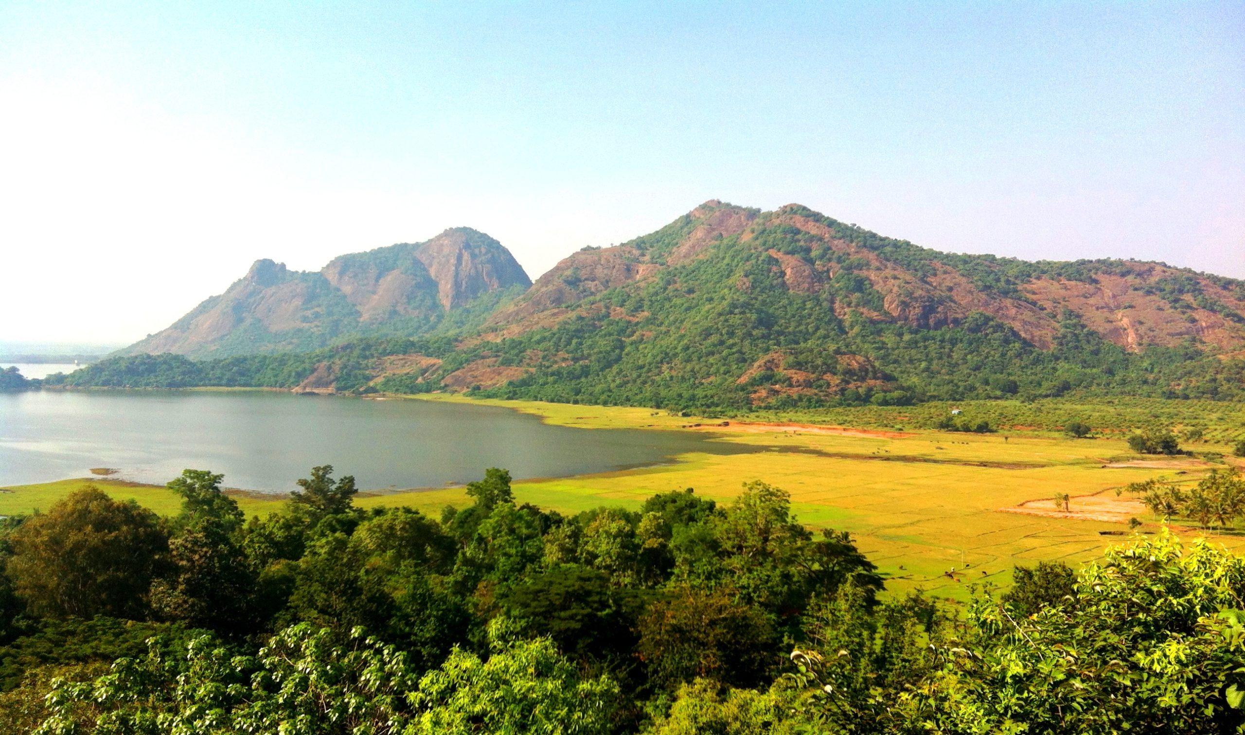 landscape south india