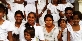 local family sri lanka