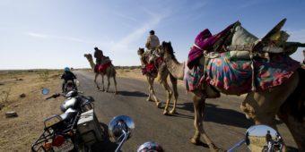motorcycle tour desert rajasthan