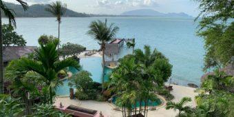 hotel sea thailand