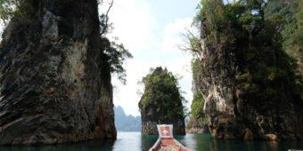 boat trip thailand