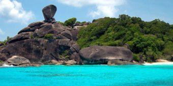 sea south thailand