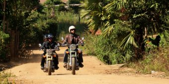 motorcycle tour north thailand