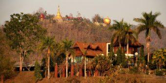 temple north thailand