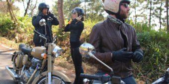 riders north thailand