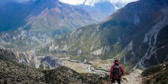 trekking mountains nepal