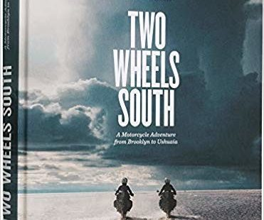 <h2>Two Wheels South: A Motorcycle Adventure from Brooklyn to Ushuaia</h2> We're ending this post with a newer release. In this stunning book, published in 2019, Matias Corea recalls his motorcycle journey through the United States. It took him six months to travel from one end of the American continent to the other with his best friend. From New York to Ushuaia, from the Hudson River to the Tierra de Fuego, Matias Corea crossed 13 countries, covering over 18,000 miles. He obviously describes the trip on his vintage BMW, but he also takes the time to give a detailed description about how to prepare for such an adventure. We'd also just like to point out that the author is a graphic designer, and it shows! So if you love fine photography, you are in for a treat.