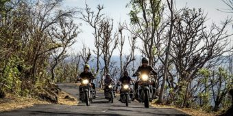 motorcycle trip royal enfield indonesia