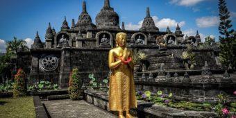 temple buddhism bali