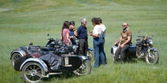 rider group mongolia