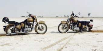 royal enfield north india rajasthan
