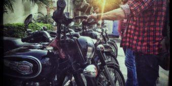 motorcycle north india rajasthan