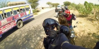 bike trip north india rajasthan motorcycle