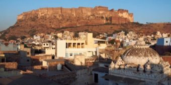 fort north india rajasthan