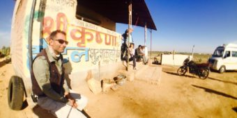 tourist gopro north india rajasthan