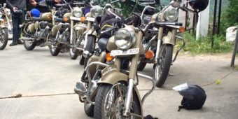 royal enfield india