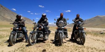 motorcycle trip india himalaya
