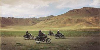 motorcycle trip india himalaya
