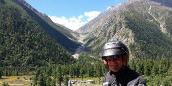 rider india himalaya