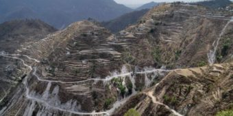 mountains lower himalaya