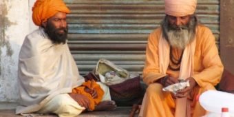 locals india himalaya
