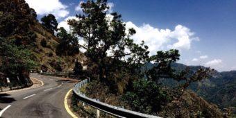 road india himalaya