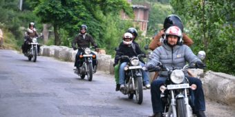 motorcycle tour india himalaya