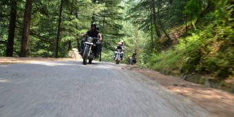 motorcycle tour india himalay