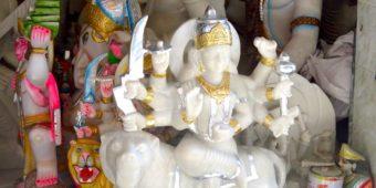 statue india