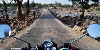 motorcycle trip india madhya pradesh