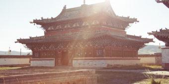 mongolia temple