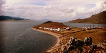 nature mongolia sea