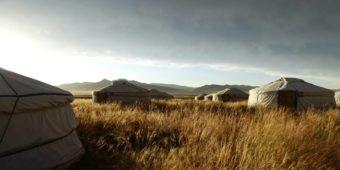 nature landscape mongolia