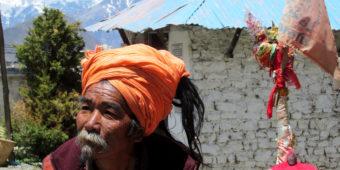 old man nepal