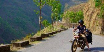 nepal road trip