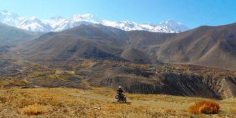 nepal bike ride