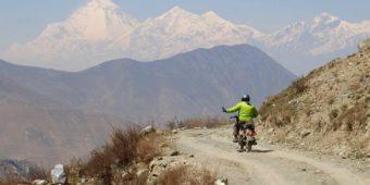 himalaya nepal motorcycle