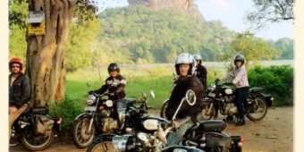 sri lanka motorcycles
