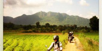 sri lanka field road
