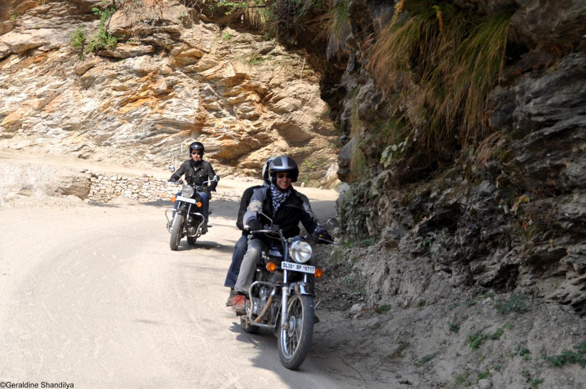 motorcycle tours himalaya vintage rides. Black Bedroom Furniture Sets. Home Design Ideas