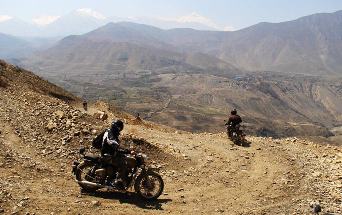 Nepal Motorcycle Tours