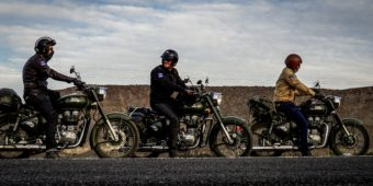 royal enfield motorcycle trip
