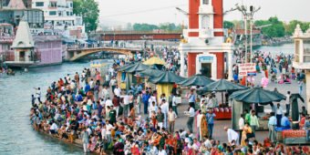 ganges haridwar india
