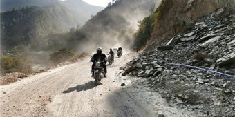 motorcycle adventure india