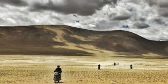 Motorcycle tour - The Trans-Himalayan