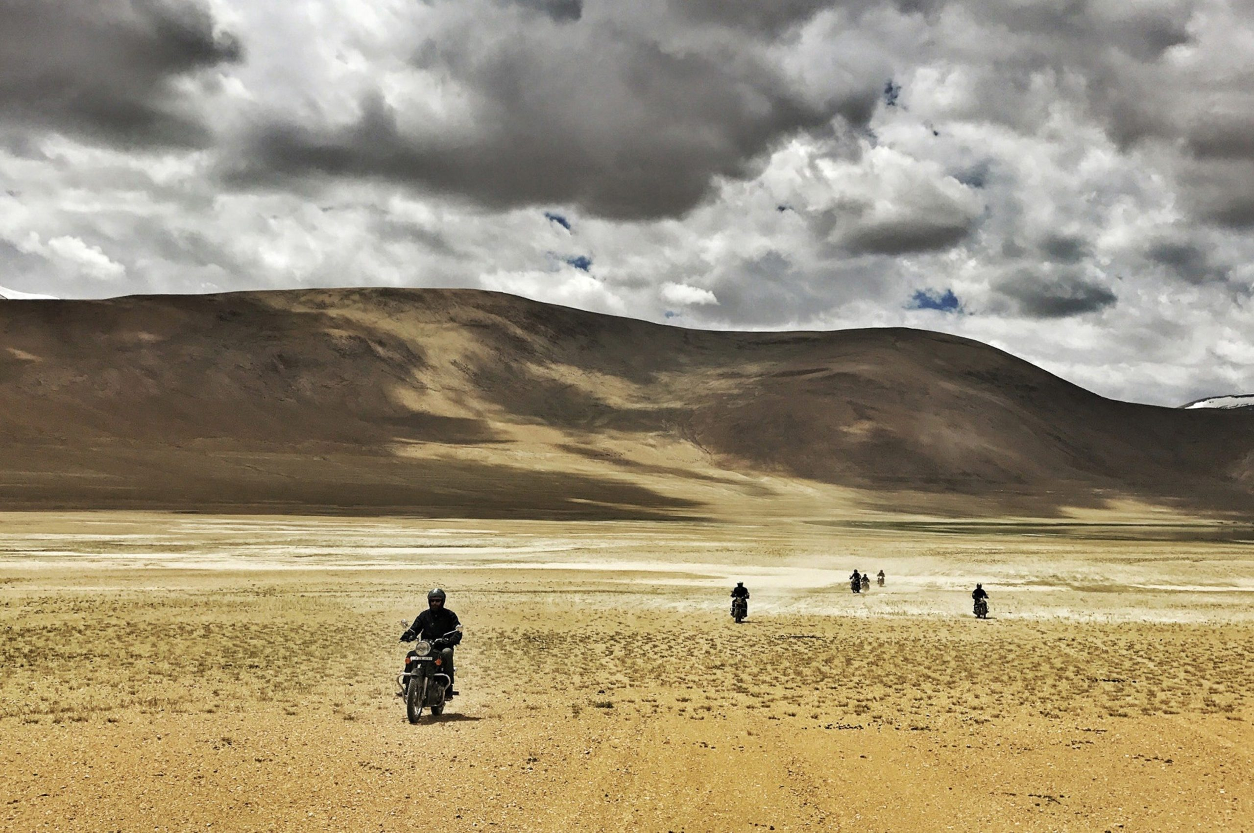 Motorcycle road trip India / Himalaya - The Trans-Himalayan